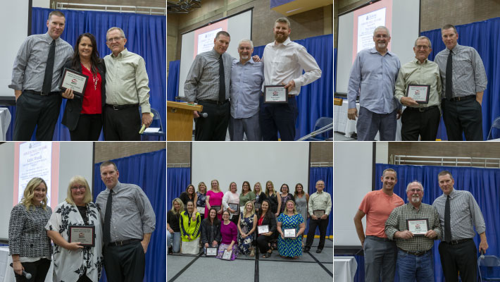 CCC Inducts New Hall of Fame Athletes
