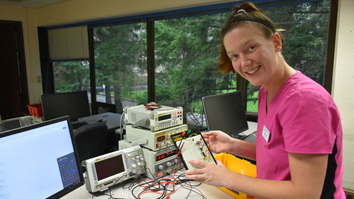 CCC Offers Electronics Engineering Technology Program