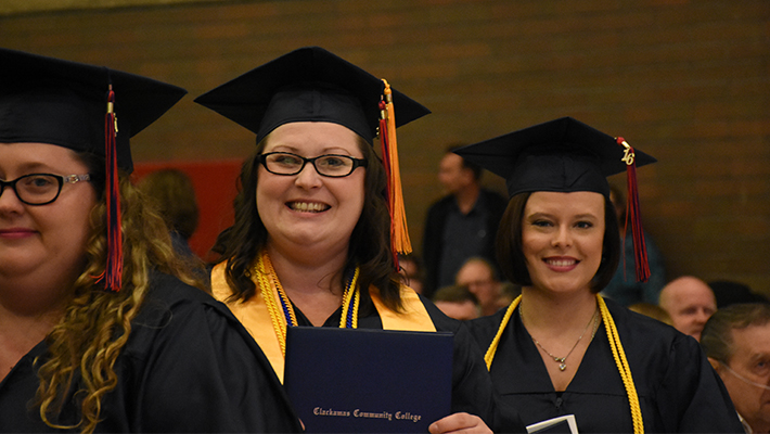 CCC grad ceremonies are June 15 and 16