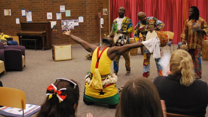 Celebrate International Week at CCC