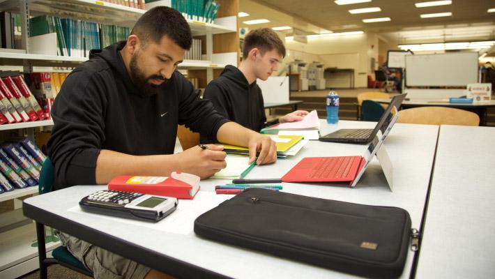 Math Classes Start in Wilsonville