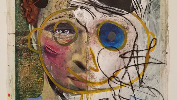 'The Development of an Art Practice' Opens in the Alexander Gallery