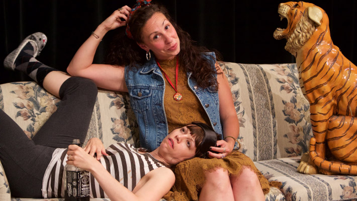 Clackamas Rep presents 'Tigers be Still'