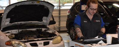 Automotive Service Technology AAS