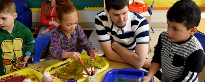 Early Childhood Education and Family Studies CC