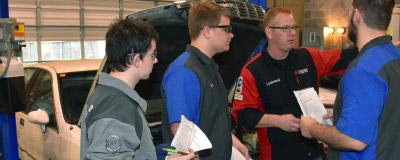 Under Car Technician - Manual Transmission CC